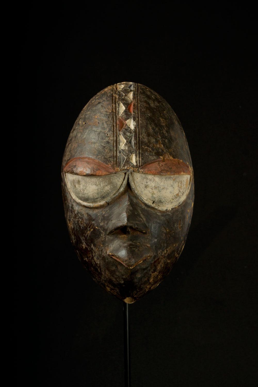 masque bembe mask congo drc rdc galerie ebay. Black Bedroom Furniture Sets. Home Design Ideas